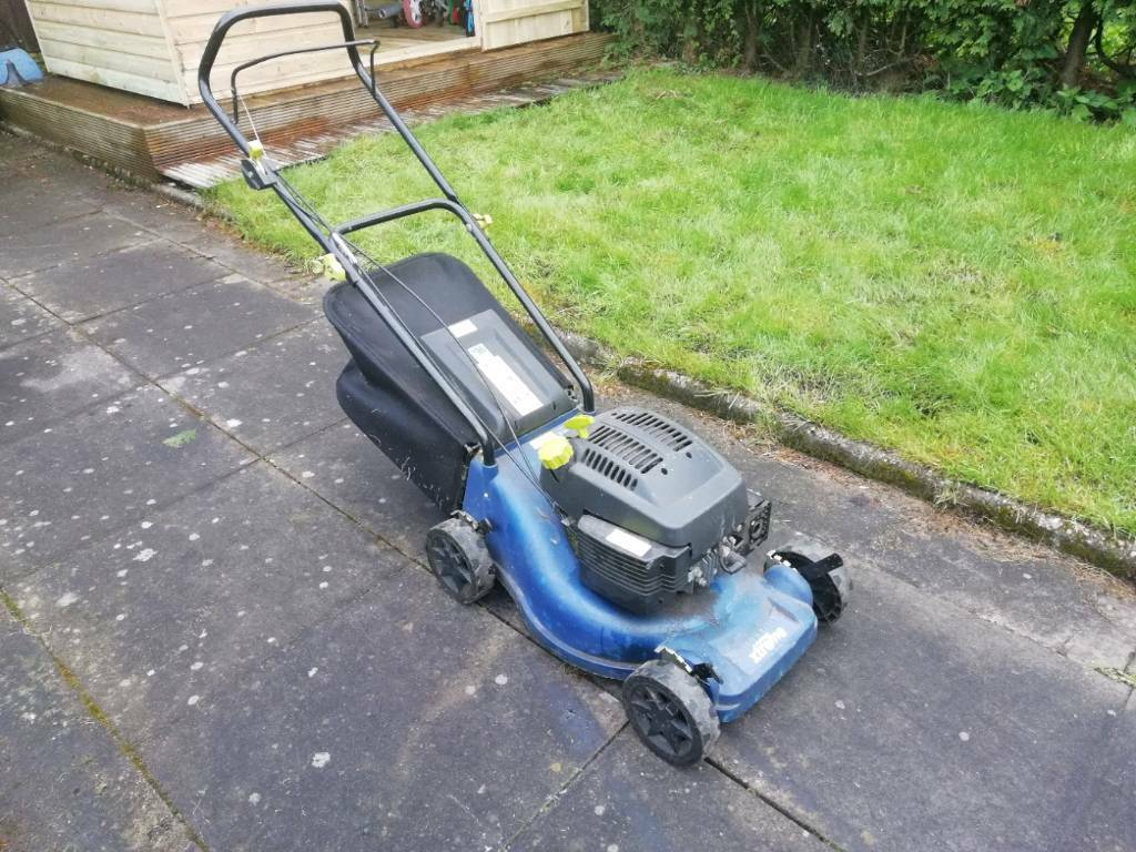 Petrol Hand Push Lawnmower