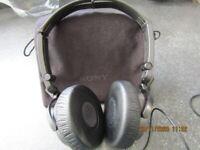Brand New Sony Noise Cancelling Headphones