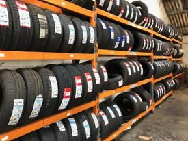 245/40/18 245-40-18 245 40 18 2454018 BRAND NEW MIDRANGE TYRE FITTED AND BALANCED £60