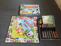 Adventure time monopoly