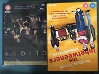 Huge bundle of dvd including box sets