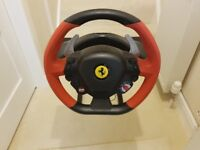 Thrustmaster Ferrari 458 Steering wheel for Xbox One with Stand