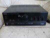 Technics SU-X120 PSX Cap Stereo Integrated Amplifier