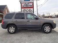 2002 Mazda Tribute DX
