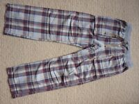 Boden Boys trousers Age 10 Years