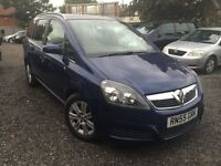 Vauxhall Zafira 1.9 CDTi Active DIESEL 5dr *Full Service History* Low Miles 58000 *3-Months Warranty