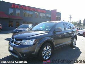 2014 Dodge Journey R/T w/nav, roof, leather AWD