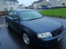 Sell or swap audi A6 1.9 diesel