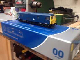 00 gauge Dapol class 73 loco.
