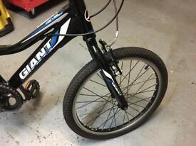Boys Giant 7-speed Mountain Bike