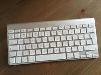 Official Apple Wireless Keyboard With Bluetooth GB Model Barely Used Excellent Condition