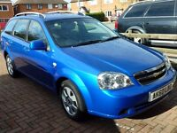 Chevrolet Lacetti Estate 2010 Very good condition £2,000