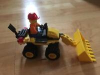 LEGO City Mini Digger 7246
