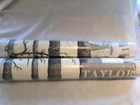 Woodland tree Wallpaper (2 x full rolls) by Taylor