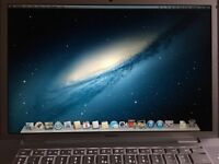 "Macbook Pro 2.4Ghz Core 2 Duo - 320gb hard drive and lovely big 15"" screen"