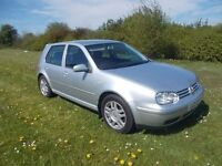 2002 volkswagen golf gttdi 5 door 6 speed full years mot