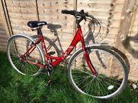 Ladies classic touring bike