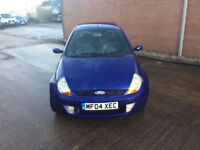Ford KA Sport 1.6 2004 full service history leather interior only 65k