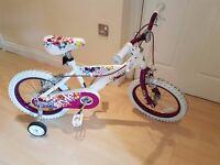 Huffy Girls Bike Like New