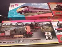 Hornby 00 sets,engines, wagons, carriages from £2
