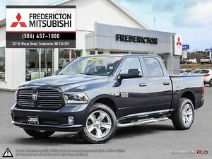 2013 Ram 1500 SPORT! REDUCED! CREW! HEATED SEATS!