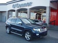 2012 Jeep Grand Cherokee Overland Loaded,Mint Condition