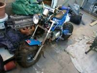 G-wheel 110cc Japanese still available