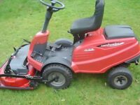 Castelgarden XM 140HD out front ride on mower