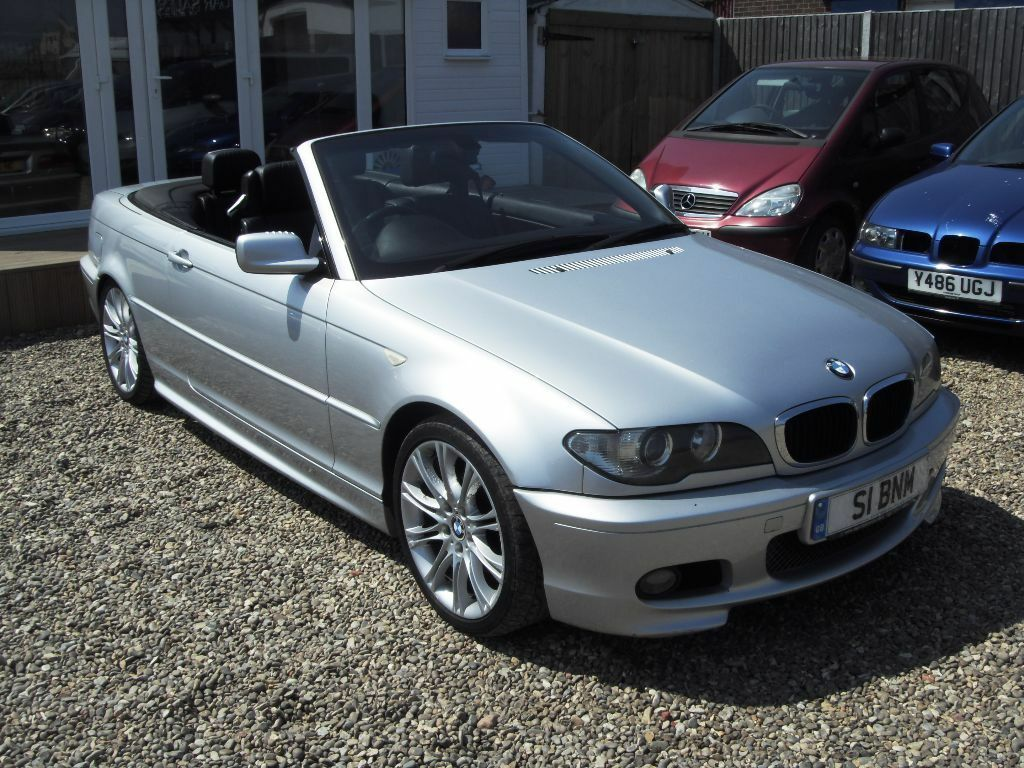 bmw 320 m sport convertible 2004 in lowestoft suffolk gumtree. Black Bedroom Furniture Sets. Home Design Ideas