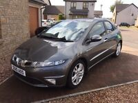 Stunning very low mileage Honda Civic 1.8 vtec with f.s.h