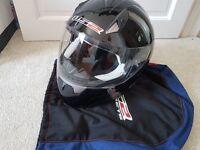 LS2 motorbike helmet