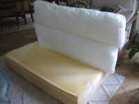Ercol Replacement Cushions for Bergere Sofa. Excellent condition.
