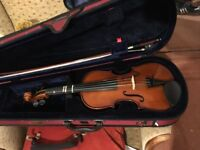 Stentor 3/4 Violin & shoulder rest