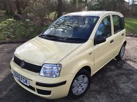 Stunning 2009 59 Fiat Panda 1.1 Active 5Dr **2 Owners+Only 70000+Mot April 2017+Only £30 Tax**