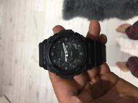 G Shock Protection watch