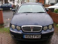 Rover 75 Tourer for sale.