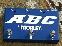Morley A- B - C Switch Box
