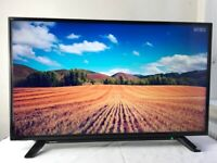 Toshiba 43 inch 4K Ultra HD HDR Smart TV WiFi Freeview Latest Model, great condition Like new