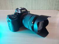 Sony A7 + FE 28-70 mm (very good condition)