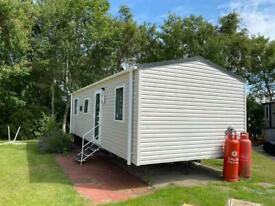 Caravan to hire, seton sands