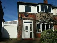 3 bed semi to rent S13 No Fees