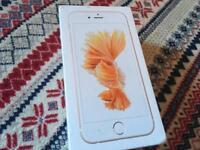 iPhone 6s box empty box £8