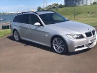 BMW 325i M Sport Touring AUTOMATIC. Full m.o.t, 3 Months Warranty