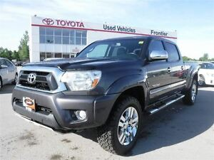 2013 Toyota Tacoma V6 TOYOTA CERTIFIED PRE OWNED