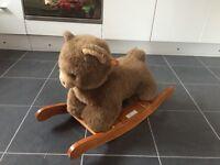 Bear rocker