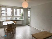 Newly Decorated Large 3 Bedroom Flat In Hoxton, N1, Large Flat, Great Location