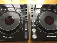 Pioneer cdj 1000 mk3 1000mk3 Cdj1000mk3 pair excellent condition!