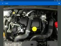 2014 RENAULT KANGOO 1.5DCI ENGINE K9k608 FITS CLIO CAPTUR QASHQAI **POSTAGE AVAILABLE**