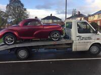 Car Recovery & delivery service
