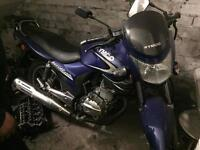 Kymco pulsar 125 spares and repairs